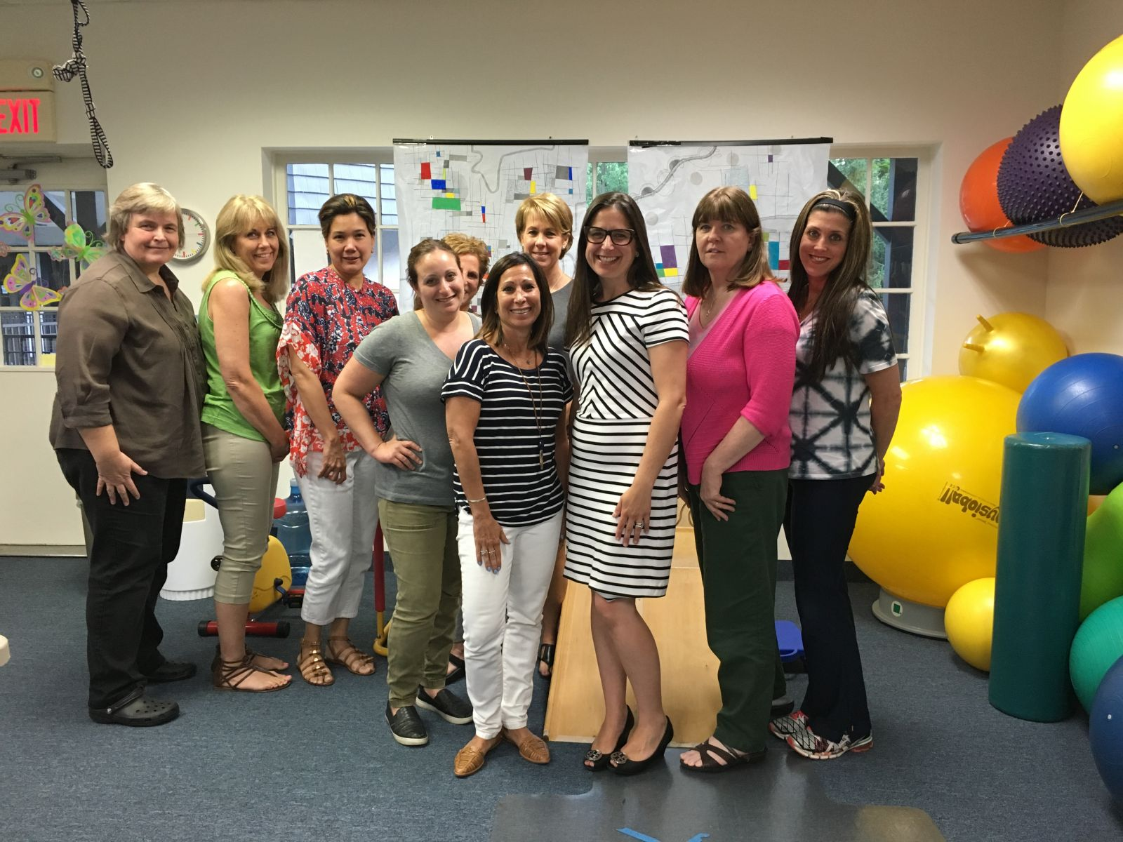 Pediatric Occupational Therapy And Pediatric Physical Therapy