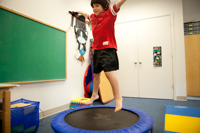 Pediatric occupational therapy and pediatric physical for Gross motor skills equipment